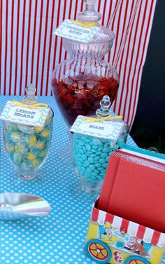 Curious George/circus themed 3rd birthday Birthday Party Ideas | Photo 6 of 45 | Catch My Party