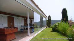frameless sliding glass doors exterior home decor. Black Bedroom Furniture Sets. Home Design Ideas