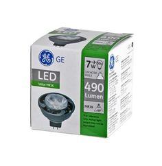 GE LED Value MR16 7W Warm White