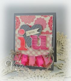 Verve Love by dizzymommie - Cards and Paper Crafts at Splitcoaststampers