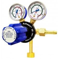 Ashaarc Single Stage Carbon-dioxide Gas Regulator, A.S.DG.CO2-6