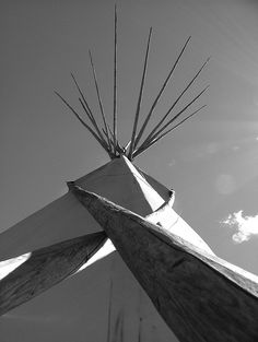 Teepee, via Flickr.