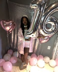 Pinterest ~Girly Girl ❤ Add me for More!!!😏 16th Birthday Outfit, Birthday Outfit For Teens, Birthday Goals, Birthday Party Outfits, 19th Birthday, Sweet 16 Birthday, Girl Birthday, Birthday Ideas, 16th Birthday Decorations