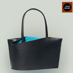 """Handtasche in """"Wellenform"""""""