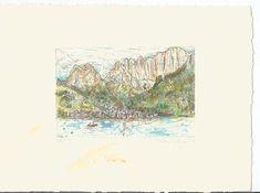 Museo online di Mattia: Disegni Paesaggio Diagram, Map, World, Museums, Location Map, Maps, The World