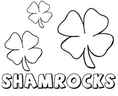 fruit coloring pages to print | food | pinterest | bible story ... - Printable Shamrock Coloring Pages