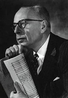 """In music one should think with the heart and feel with the brain."" ~George Szell"
