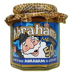 Abraham mosterd 190 ml Ben And Jerrys Ice Cream, Day, Desserts, Products, Tailgate Desserts, Deserts, Postres, Dessert, Gadget