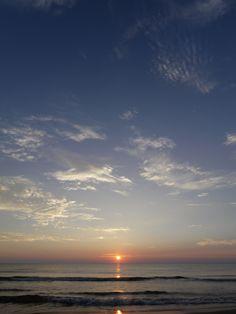Sunset in Ishikawa
