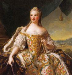Marie-Josèphe de Saxe, Dauphine de France (1731-1767