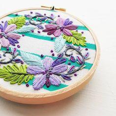 Namaste Embroidery.