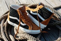 DQM x Vans « Wovens » collection
