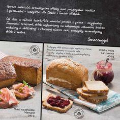 Chrupiąca i aromatyczna skórka chlebów wypiekanych na miejscu w Intermarche stanie się prawdziwą ucztą dla podniebienia! #intermarche #chleb
