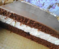 Wuzetka. Love Eat, Vanilla Cake, Tiramisu, Ale, Cooking Recipes, Sweets, Ethnic Recipes, Food, Drinks
