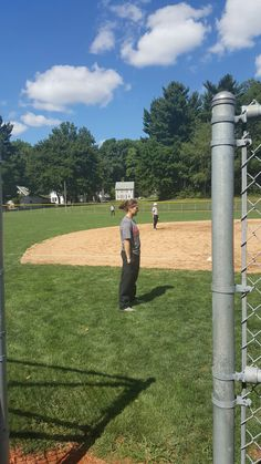 College of Wooster softball field, Wooster, Ohio