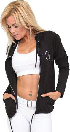 Equilibrium Activewear Basic Jacket #803