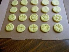 Sun Coins/Medallions for a Summer Solstice treasure hunt