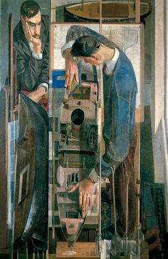 The Model Makers, by Norman Blamey, 1958