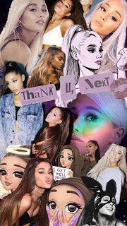 Ariana Grande Thank U Next Poster Print Wall Decor Artwork, Ariana Grande Fotos, Ariana Grande Tumblr, Ariana Grande Drawings, Ariana Grande Cute, Ariana Grande Photoshoot, Ariana Grande Pictures, Ariana Grande Background, Ariana Grande Wallpaper, Nicki Minaj