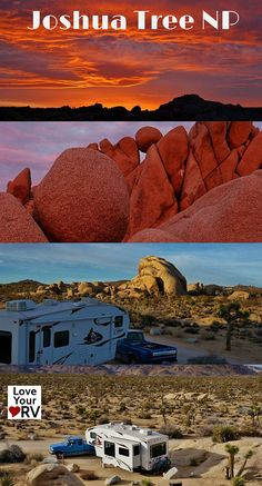 Our Second RV Visit To Joshua Tree National Park