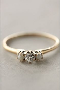 rose gold pearl engagement ring - really, really, really, really like!!!!!!!!! :)