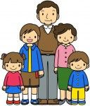 Recursos para el aula: Trabajamos la familia.  Lots of family pictures, clipart, etc to use in chapter 3.2
