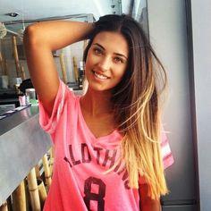 Antonia Iacobescu hair :)