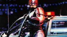 RoboCop (1987) - In a violent near-apocalyptic Detroit evil corporation Omni Consumer Products wins a contract from the city government to privatize the police force. To test their crime-eradicating cyborgs the company leads street cop Alex Murphy into an armed confrontation with crime lord Boddicker so they can use his body to support their untested RoboCop prototype. But when RoboCop learns of the company's nefarious plans he turns on his masters.