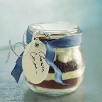 Dying for Chocolate: Cocoa in a Jar