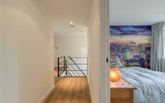 Fotobehang op de slaapkamer door Van Iwaarden Artwork