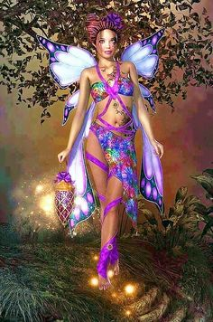 Gloria Be #fairies