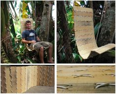 This is a very comfortable and easy and low-cost step-by-step DIY to make your own outdoor hanging chair using one or …
