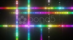 Neon LED Dot9 A3e HD - Stock Footage | by bluebackimage