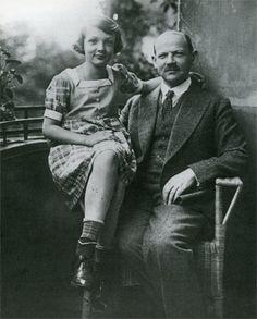 Charlotte and Albert Salomon ca 1927.