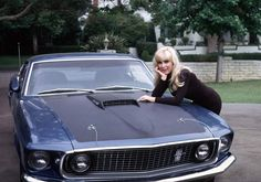 Old School Stars And Cars Barbara Eden And Her 1969 Ford Mustang Old School stars and cars Barbara Eden and her 1969 Ford Mustang Mustang Girl, Mustang Boss, Mustang Fastback, Pontiac Gto, Chevrolet Camaro, Ford Mustang 1969, Ford Mustangs, Automobile, Barbara Eden