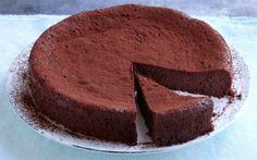 Receita Bolo Gelado Chocolate Natas | Doces Regionais