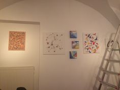 Corporeal Abstraction. Recent exhibition by Elisabeth Kelvin www.elisabethkelvin.com