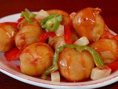 עוף חמוץ מתוק של הסינית האדומה (צילום: יחסי ציבור ,יחסי ציבור)