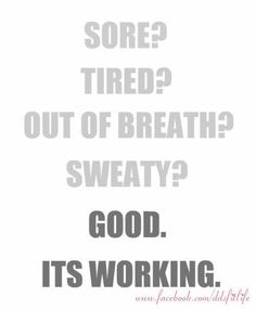 Gym Motivation Quote