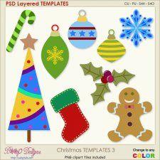 Christmas Layered Templates 3 cudigitals.com cu commercial scrap scrapbook digital graphics#digitalscrapbooking #photoshop #digiscrap