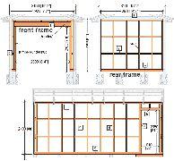 wooden carport plans, DIY Carport Designs & blueprints