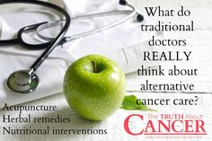 How receptive are most oncologists to using alternative cancer therapies for their patients? Not surprisingly, most medical...Click on the image to Keep Reading »