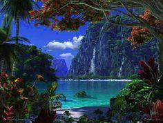 披披島,泰國 Phi Phi Island, Thailand