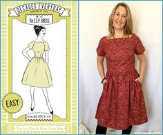 Decades of Style ESP dress