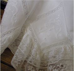 Christening Gown - Detail (2)