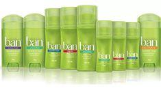 Conhecemos o Desodorante Ban a pouco tempo e já nos apaixonamos pelo produto! Confira a nossa análise.