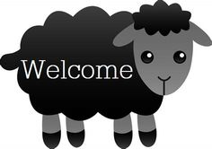 Wooly Jumper, Black Sheep, Fictional Characters, Art, Art Background, Kunst, Fantasy Characters, Art Education