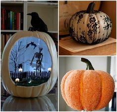 halloween pumpkin inspiration