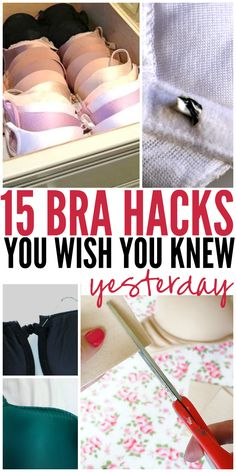 15 Bra Hacks You Needed Yesterday - One Crazy House