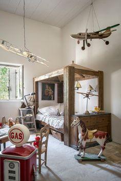 Gorgeous Farmhouse Style Kids Bedroom